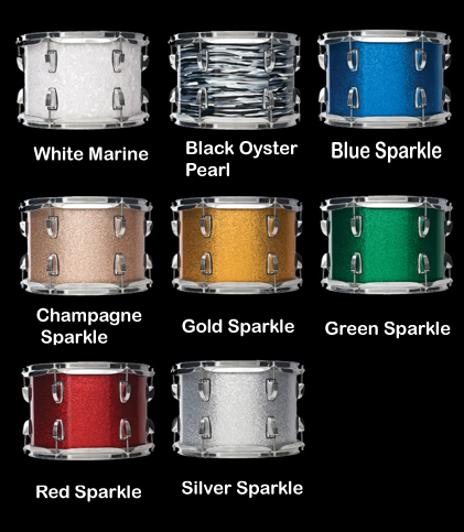 Classic Drums Ludwig Ludwig Legacy Classic Shell