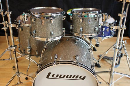 Dating ludwig standard drums