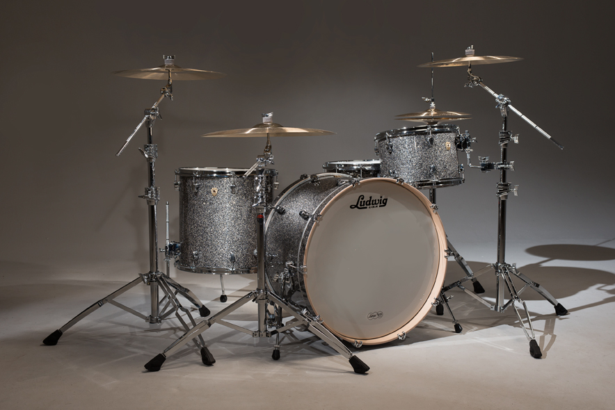 Ludwig Keystone Usa Buy Ludwig Keystone Drum Kits Online