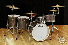 buy ludwig candy apple glitter drum kits on sale