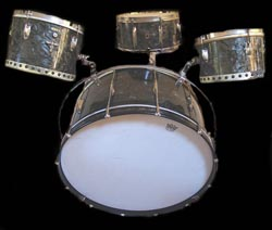 WFL Ludwig drum set after the sale of Ludwig and Ludwig