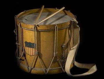Vintage Ludwig Drum Photos