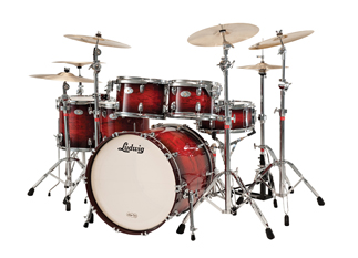 Drums For Sale >> Buy Ludwig Legacy Classic Component Drums Ludwig Drums For Sale