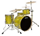 New Ludwig Keystone X drums