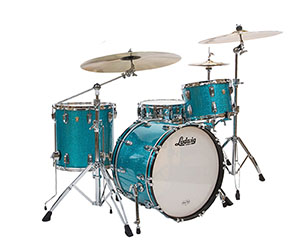 classic maple quick pick in super classic kit teal glitter