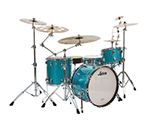ludwig classic maple drum kits and components