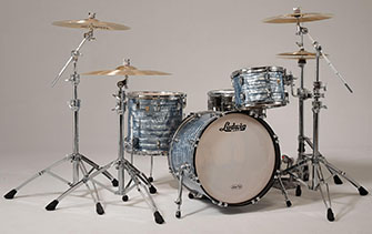 ludwig classic maple in sku blue pearl on sale