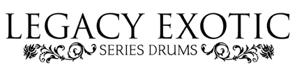buy ludwig legacy exotic wood drum kits in illinois
