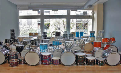60's vintage ludwig kits for sale